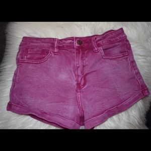 Forever 21 fun colored shorts